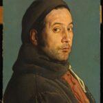 Self Portrait by Pietro Annigoni – 1946. Oil on Canvas – 45 cm x 35.5 cm.