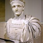 Bust of Domitian